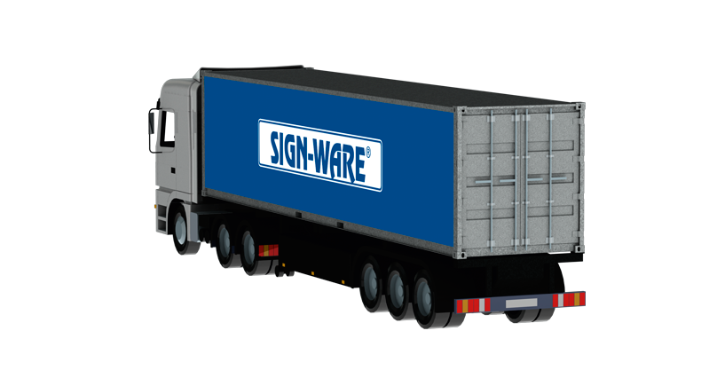 sign-ware truck